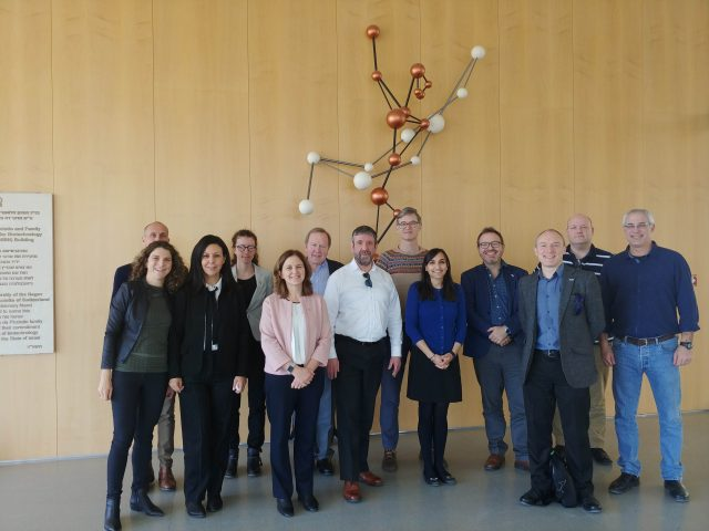 International collaborations at the NIBN