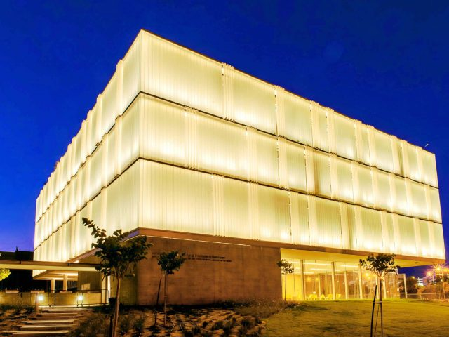 2018 Design Award for NIBN Building