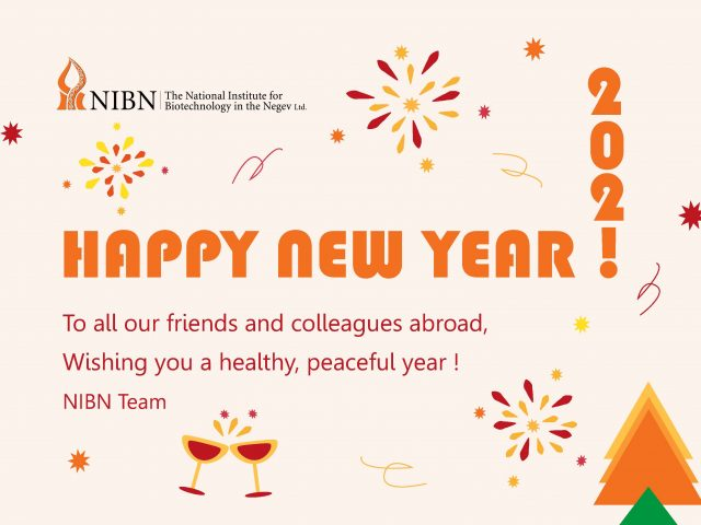 Happy New Year to all our friends and colleagues